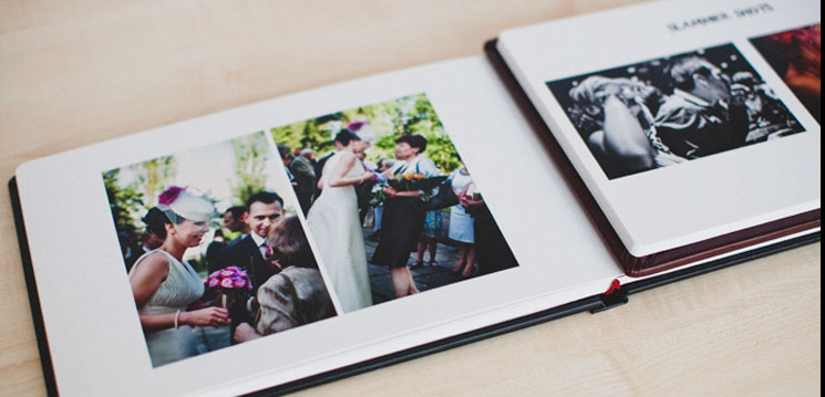 Bespoke Wedding Album