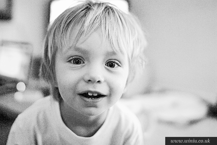 Oliver - Child Portrait