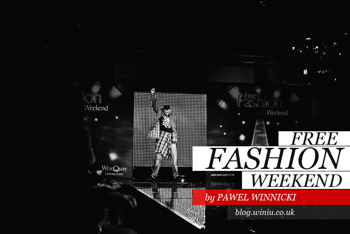 Free Fashion Weekend | West Quay Southampton
