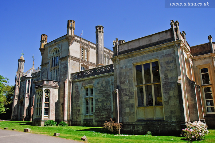 Highcliffe Castle Christchurch Dorset