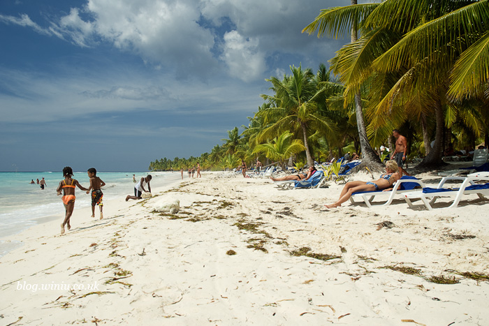 Dominican Republic | Thomas Cook excursions: Saona Island