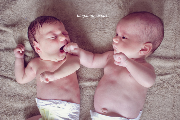 creative baby newborn photography