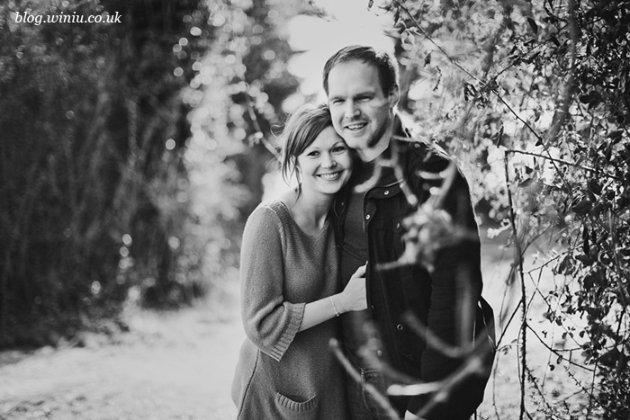 hampshire engagement photo session