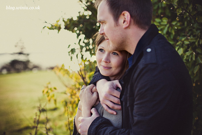 netley abbey engagement photo session southampton