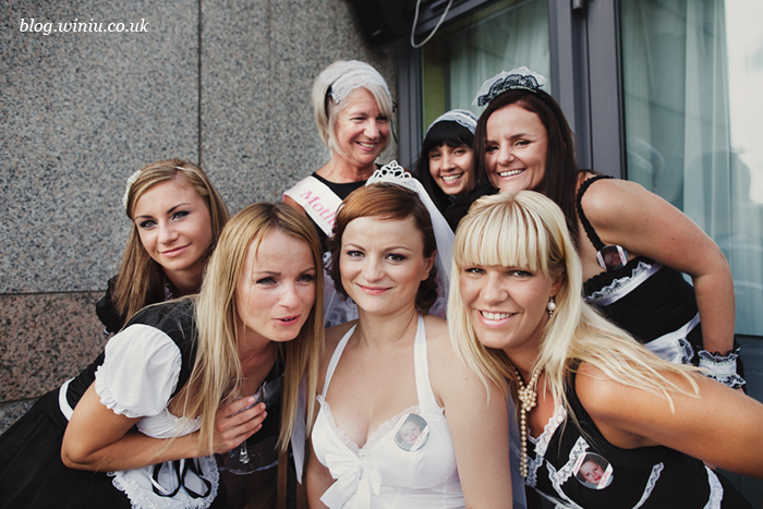 luxury hen party nights grand harbour southampton