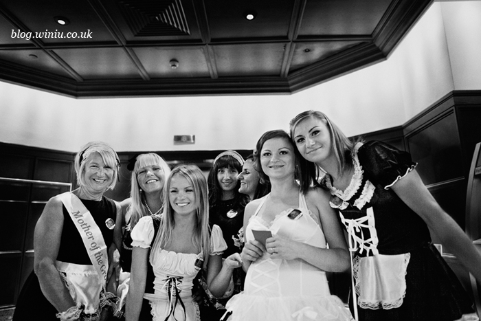 Bride to Be Hen Night Party Southampton