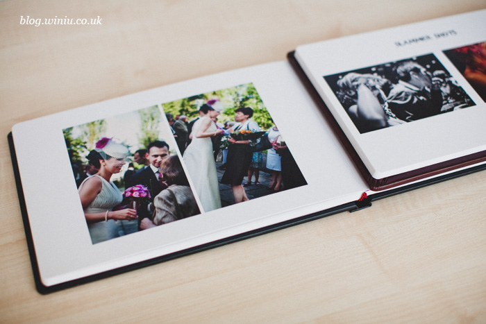fine art wedding albums hampshire