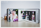 Contemporary Wedding Albums | Hampshire